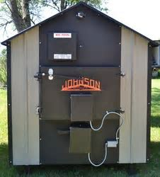 About   Johnson Outdoor Wood Furnaces