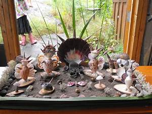 shell fairies family crafts