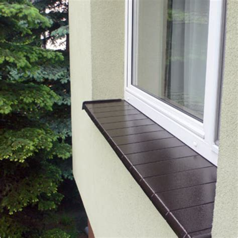 Exterior Vinyl Window Sill by Exterior Window Sills Toma24