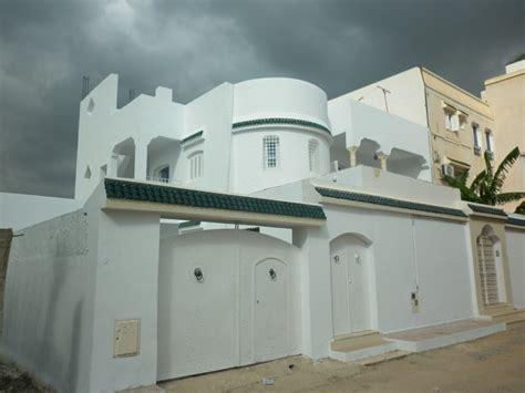 plan cuisine tunisienne villa indépendante rdc etage à 5min de hammamet manaret