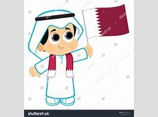 Qatar National Day Celebration Stock Vector 328588730
