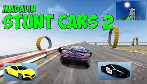 Madalin Stunt Cars 2 Unblocked Game At School