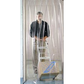 curtain doors pvc rolls insect bug barriers
