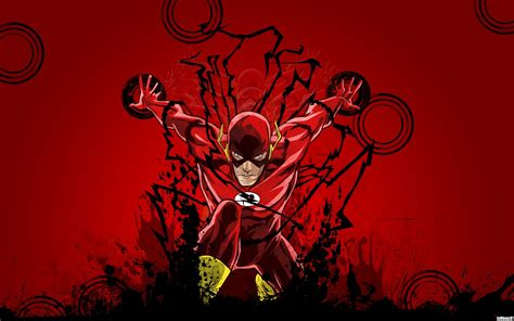 The Flash Animated Wallpaper - the flash flash dc comics justice league