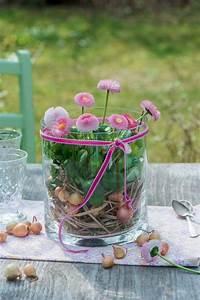 Frühlingsdeko Im Glas : die besten 25 glasvasen dekorieren ideen auf pinterest alte gl ser dekorieren einfache ~ Orissabook.com Haus und Dekorationen