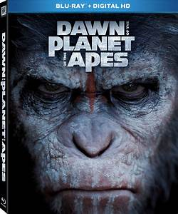 Dawn of the Planet of the Apes DVD Release Date December 2 ...