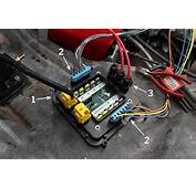 Alston Two Cell ISIS Drag Racing Wiring Kit  Hot Rod Network