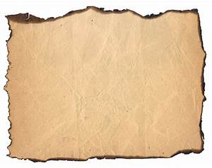Old Burnt Paper - ClipArt Best