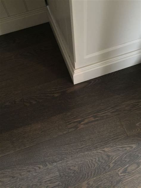 hardwood flooring stain 4 quot white oak hardwood floor stain classic grey and ebony house pinterest stains grey