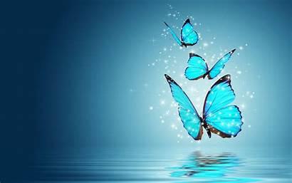 Butterfly Wallpapers Water Butterflies Background Desktop Girly