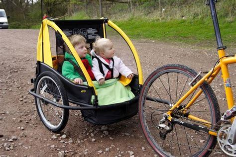 siège bébé pour remorque vélo transporter des enfants gracq