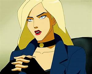 dc comics young justice black canary dinah lance in a yj ...