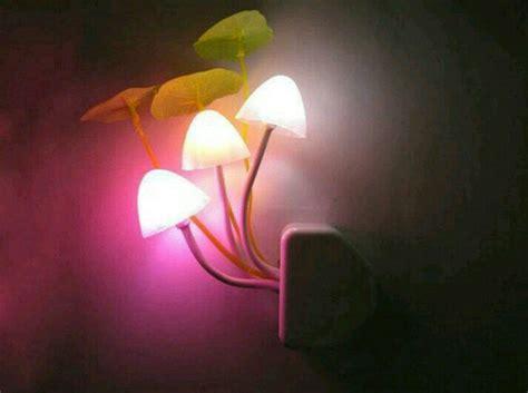 Lu Led Jamur Avatar jual beli lu tidur led sensor cahaya lu jamur
