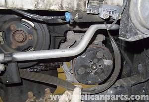 Mini Cooper R56 Drive Belt Replacement  2007
