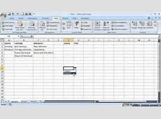 Drop Down Selection In Excel Drop Down Selection In Excel