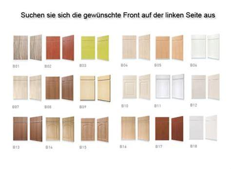Küchenfronten Bei Ikea by Beptum K 252 Chenfronten Hersteller Regensburg Bayern