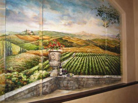 tuscan wallpaper murals gallery