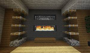 9 Fireplace Ideas – Minecraft Building Inc