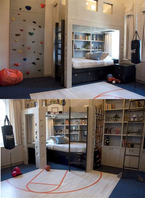 25 best ideas about boys sports rooms on