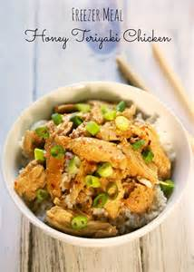 Teriyaki Chicken Freezer Meal
