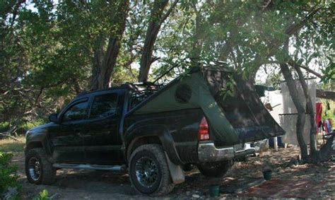Tacoma Bed Tent by Tonneau Tent Tacoma World Forums Truck Cing