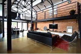 Loft Industriel. b thune loft industriel avec terrasse agence ea ...