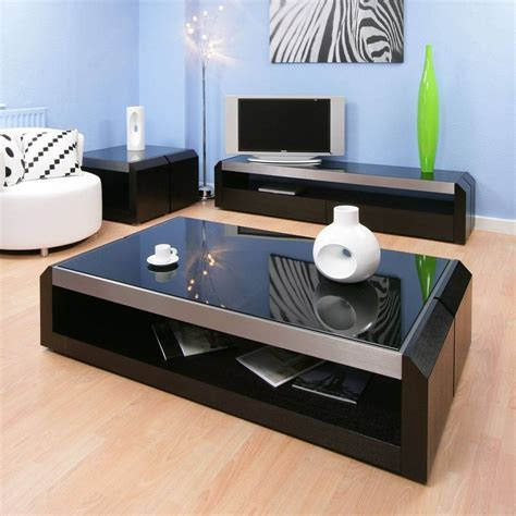 Versatile design works well with a variety of decor styles. 15 The Best Large Contemporary Coffee Tables