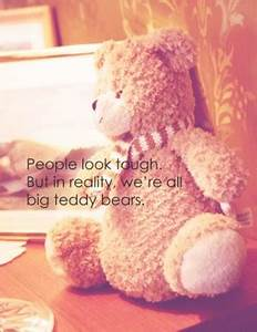 Cute Quotes Ted... Cute Bear Quotes