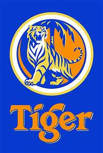 Tiger beer logo one of the guangzhou hash sponsors for Beer logo creator