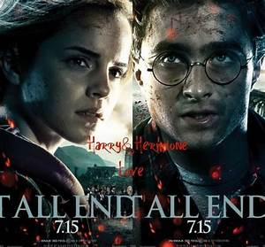 Harry and Hermione images Harry and Hermione love HD ...