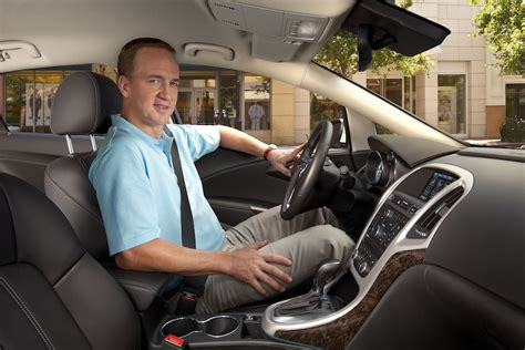 peyton manning commercial features buick verano video