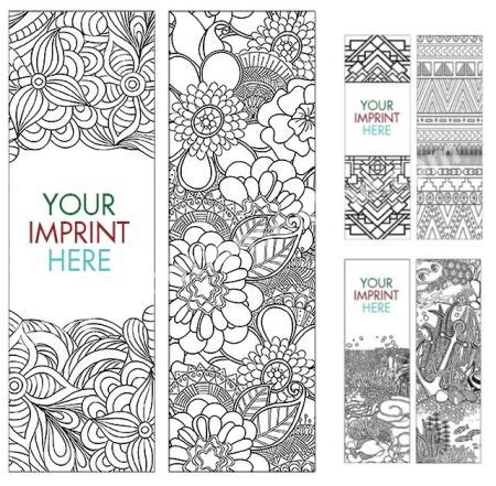 bookmarks to color best 65 bookmarks to color images on book