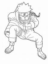Naruto Coloring Pages Printable sketch template