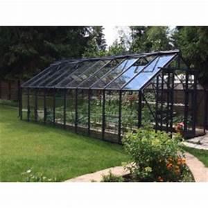 Serre En Polycarbonate Ou En Verre : serres de jardin serre tunnel ou serre en verre serre ~ Premium-room.com Idées de Décoration