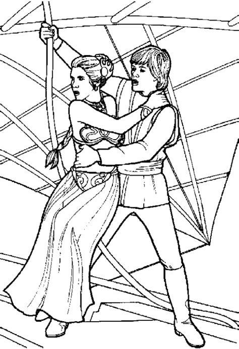 dibujo de los jedis de star wars