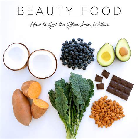 top  beauty foods     glow