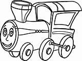 Coloring Train Eye Wecoloringpage Cool Adult sketch template