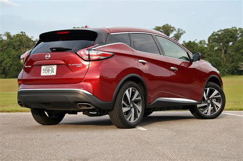 Nissan Picture by 2016 Nissan Murano Driven Picture 687620 Car Review