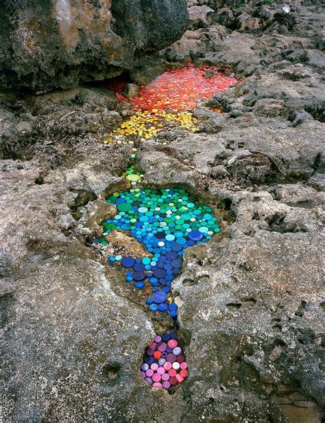 This Beautiful Trash Art Showcases A Horrifying Reality