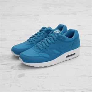 Nike Air Max 1 Neon Ripstop Dynamic Blue at Concepts