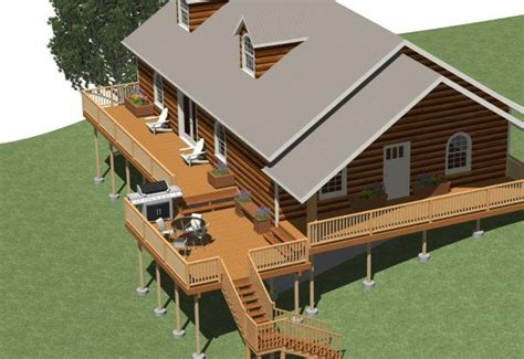 wrap around deck plans 18 best images about deck on pinterest trees building a deck and wrap around deck