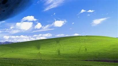 Xp Windows Hill Predator Desktop Backgrounds Alien