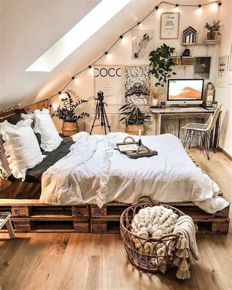 idees de style boheme pour la decoration de la chambre
