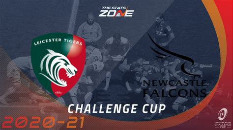 2020-21 European Rugby Challenge Cup – Leicester Tigers vs ...