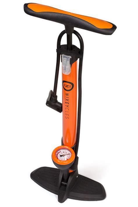 Nixeycles High Pressure Bicycle Bike Alloy Floor Air Pump