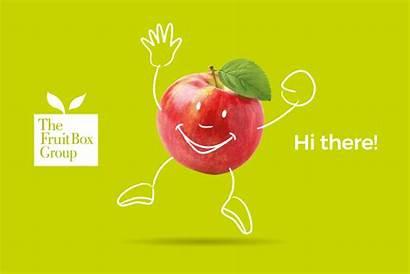 Fruit Brand Box Identity Fresh Thinking Branding