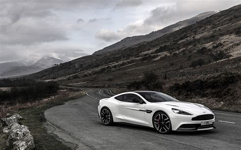 vanquish carbon white uk spec