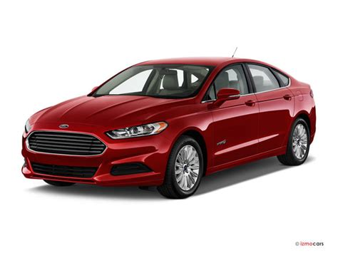 2014 Ford Fusion Hybrid Prices, Reviews & Listings For