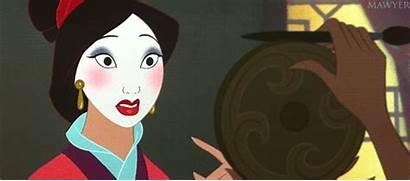 Disney Mulan Hua Beauty Moments Gifs Fa