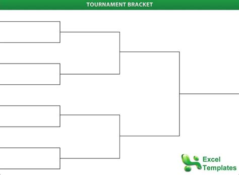 Tournament Bracket Template Bracket Maker Bracket Template